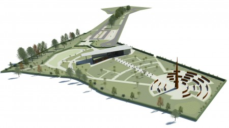 New Bomber Command Centre 1 Place Architects